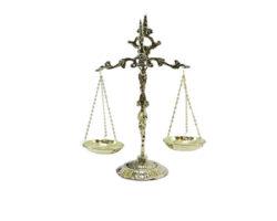 ترازو عدالت